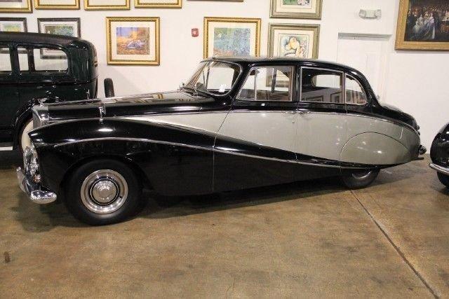 1956 Bentley HOOPER S1