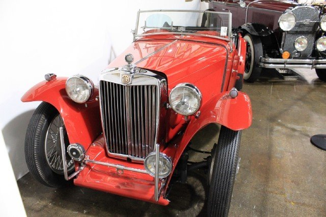 1950 MG MIDGET ROADSTER For Sale