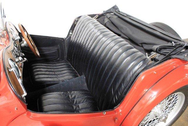 1950 MG MIDGET ROADSTER