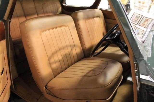 1948 Bentley MARK VI SEDANCA COUPE