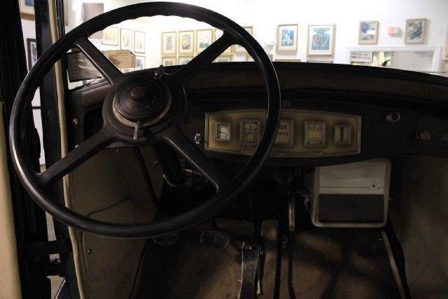 1929 Studebaker Commander