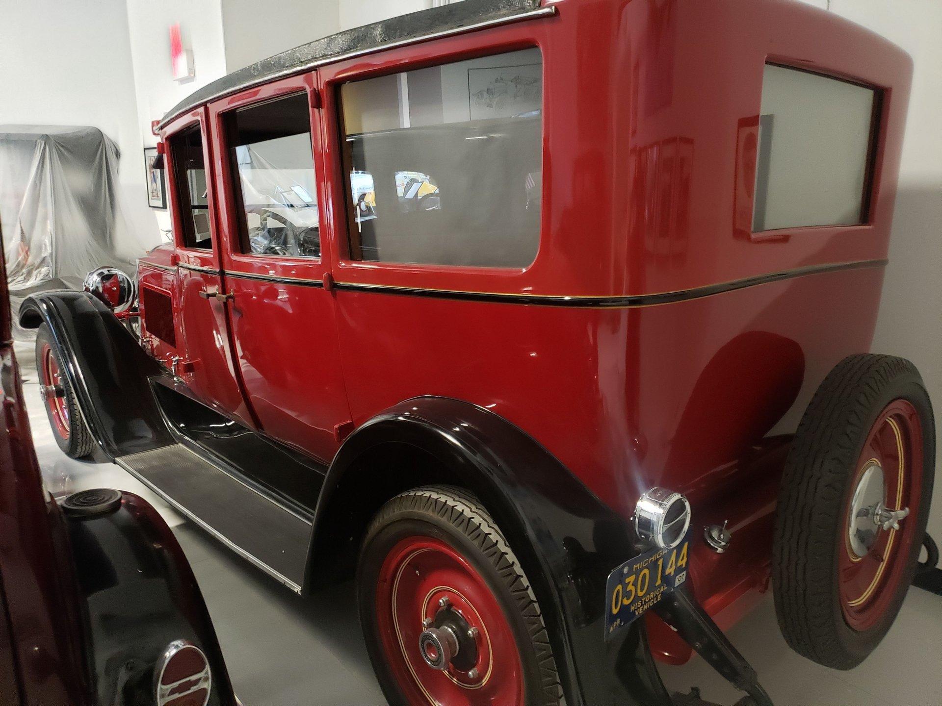 1924 packard model 233