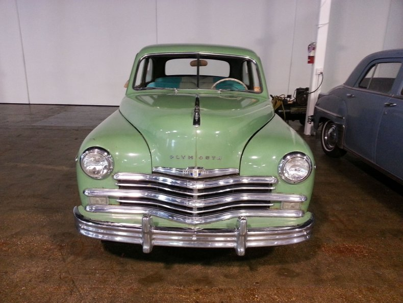 1949 Plymouth COUPE DELUXE For Sale