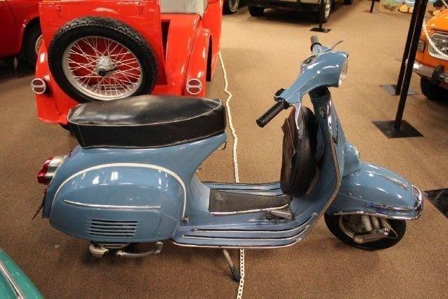 1965 VESPA RAMAZOTTI SUPER