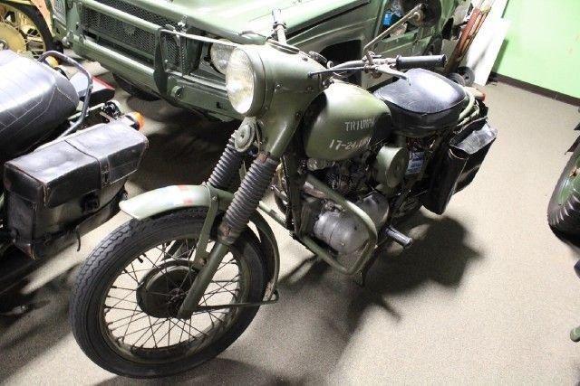 1967 Triumph 3TA