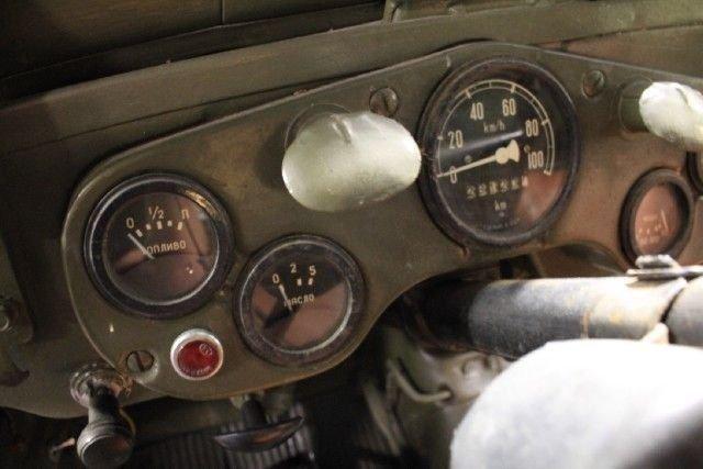 1969 GAZ TRUCK