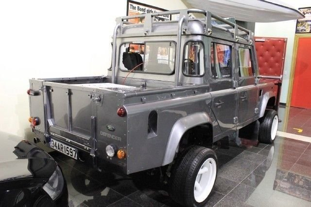 2012 Land Rover DEFENDER DOUBLE CAB