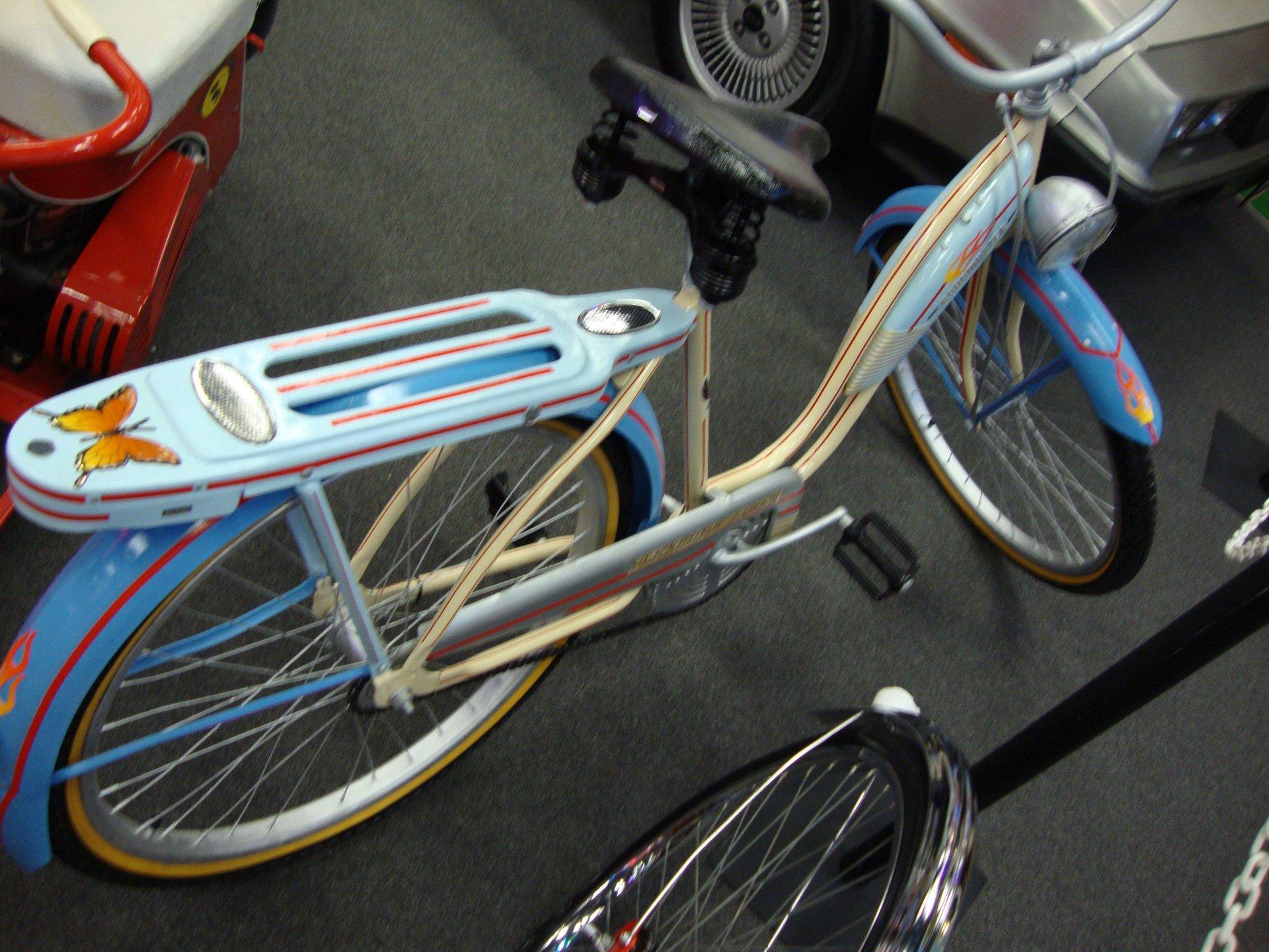 Roadmaster pleasure cycle