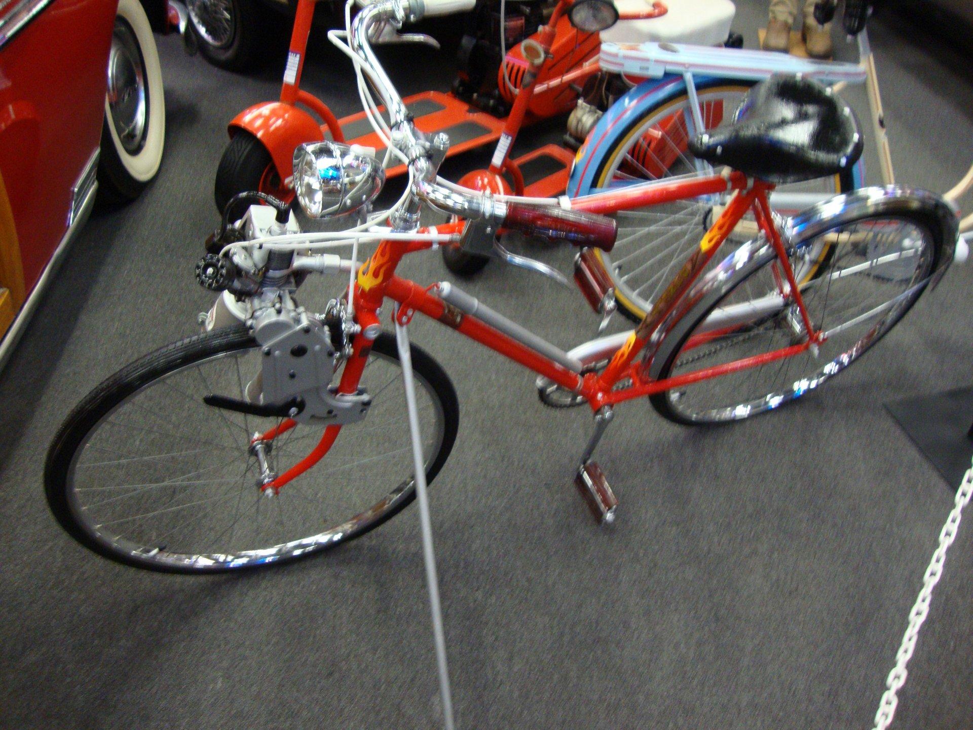 Dunelt bicycle