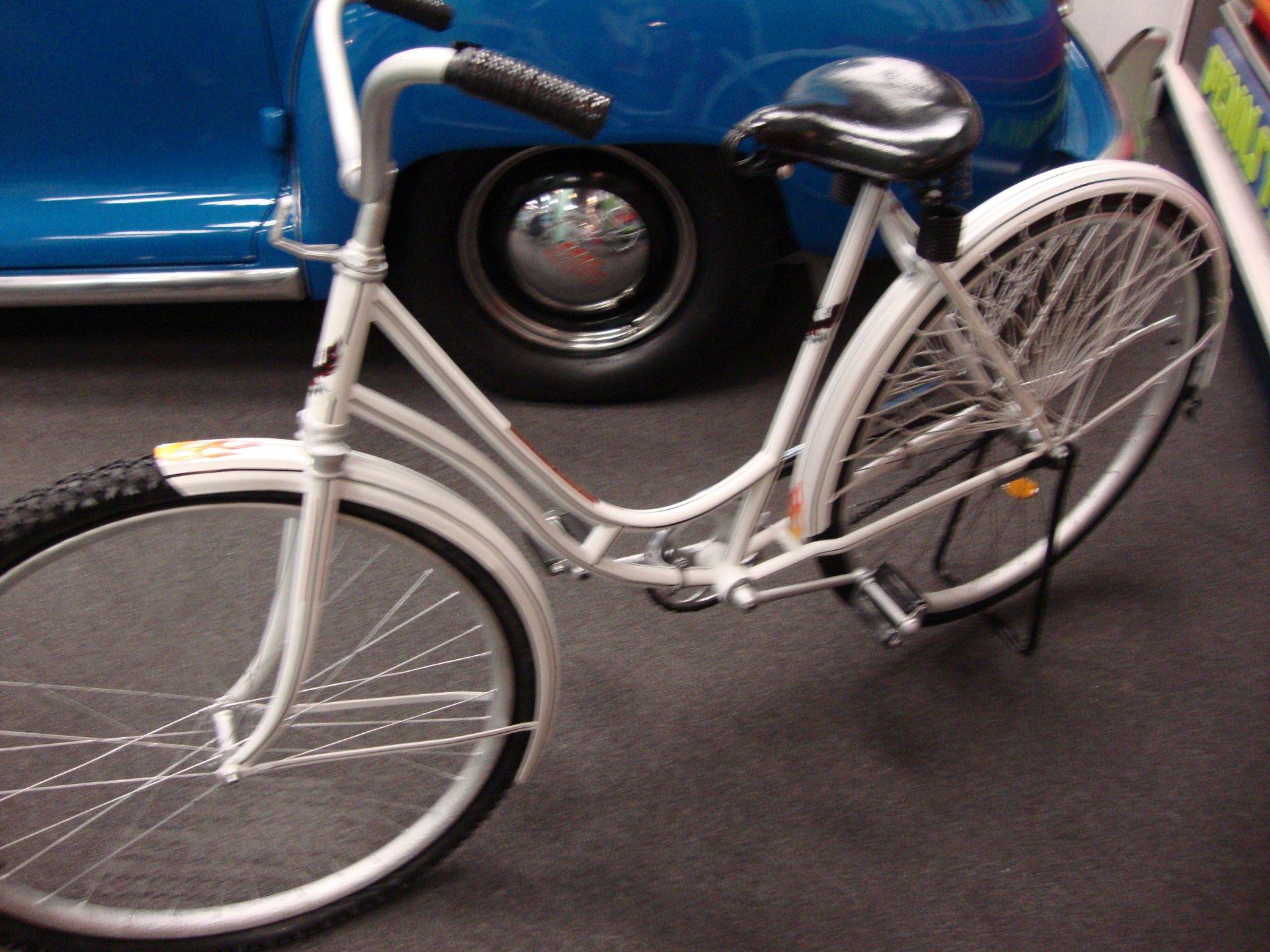 Lovell diamond bicycle