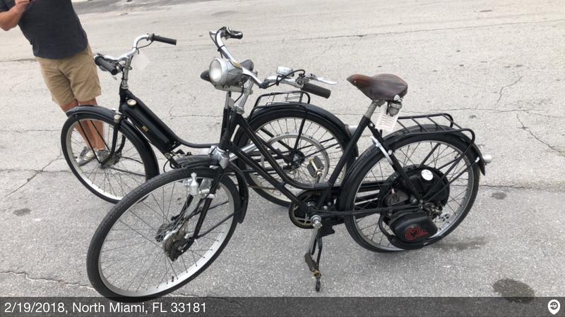Rex bicycle
