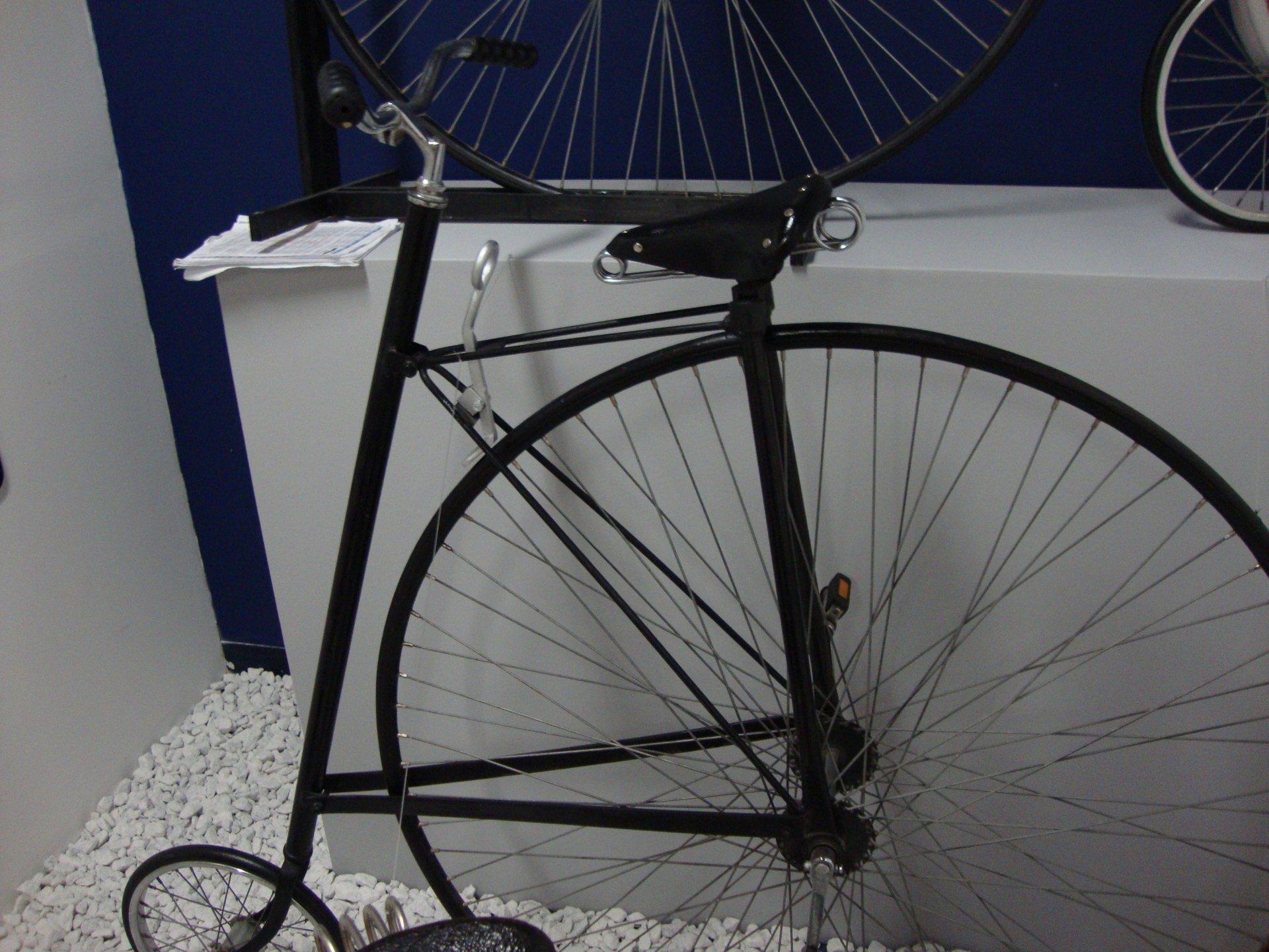 Boneshaker big wheel