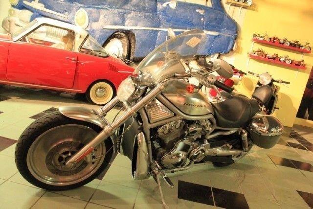 2003 harley davidson motorcycle