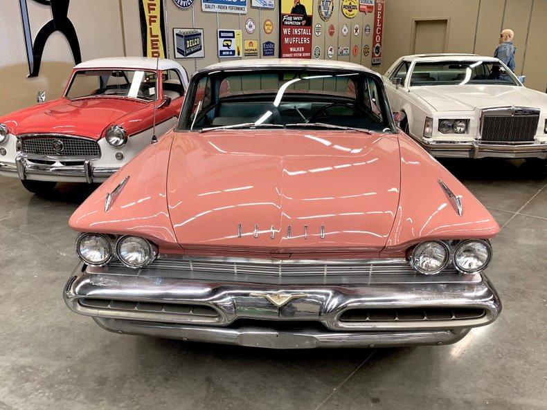 1959 DeSoto Firesweep Sport