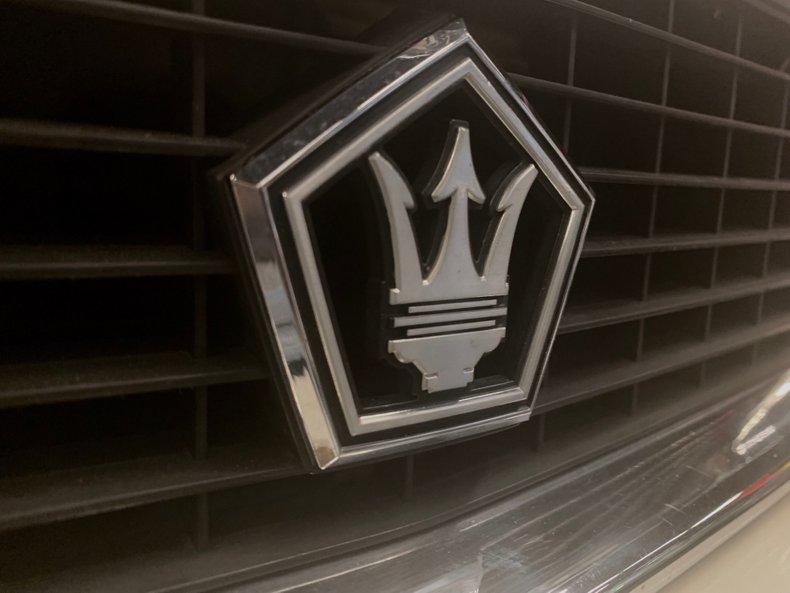 1991 Maserati TC