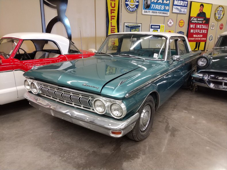 1963 Mercury Meteor for sale #173699 | Motorious
