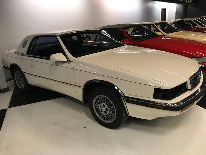 1991 Chrysler LEBARON MASERATI