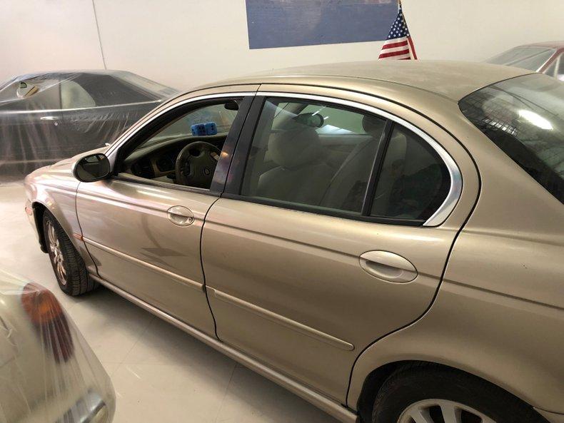 2003 Jaguar X-TYPE AWD