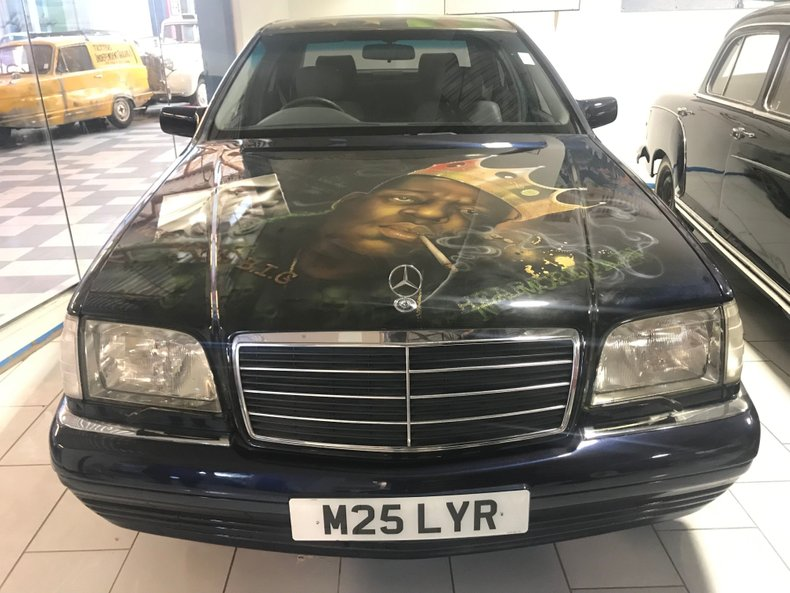1994 MERCEDES S500 For Sale
