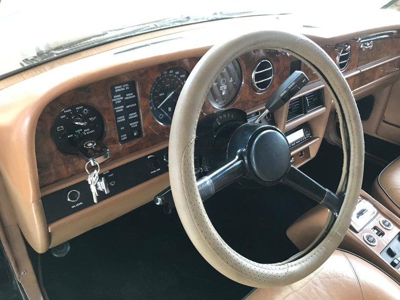 1989 Rolls-Royce Silver Spirit