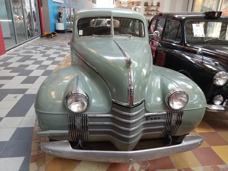 1940 Oldsmobile 60 Series For Sale