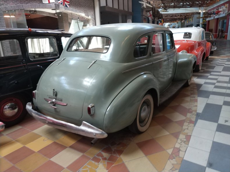 1940 Oldsmobile 60 Series