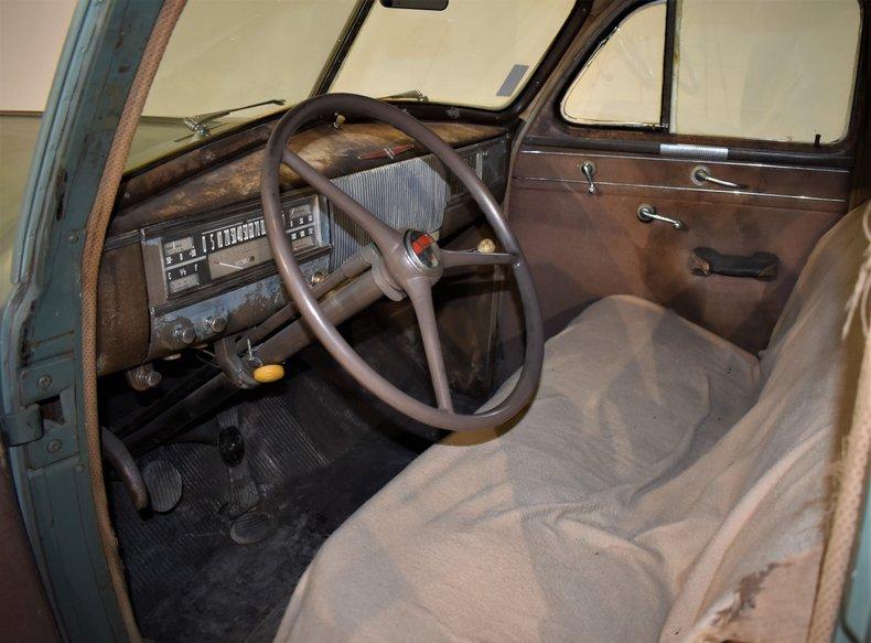 1940 Oldsmobile 60 Series