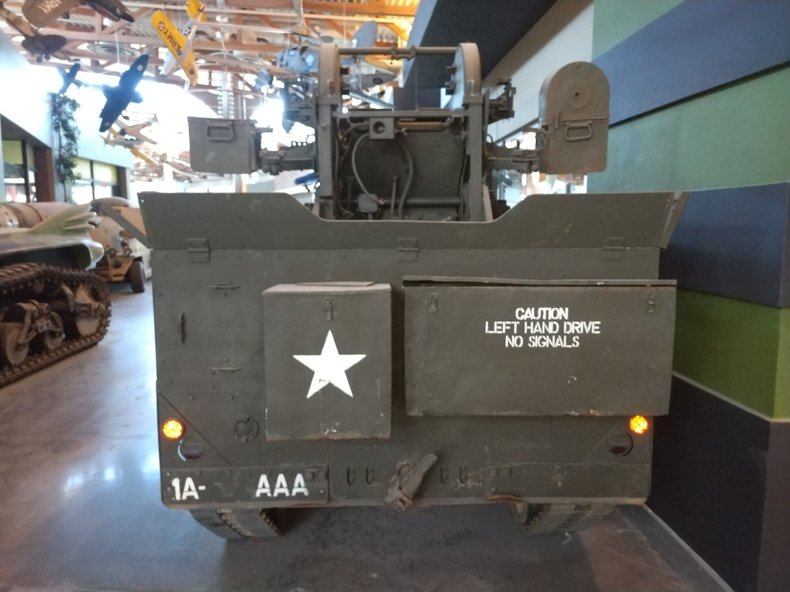 1944 WHITE M16-ARMED MOTOR CARRIAGE