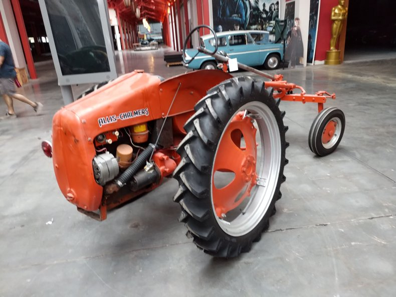 1948 Allis Chalmers Tractor Model G