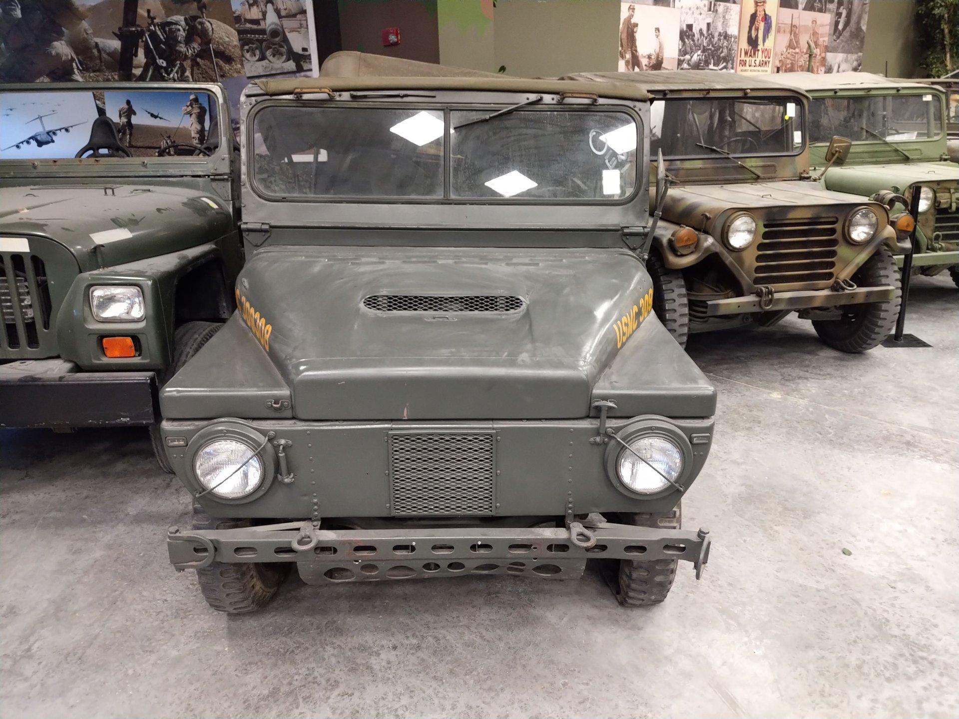 1961 dodge jeep mighty mite