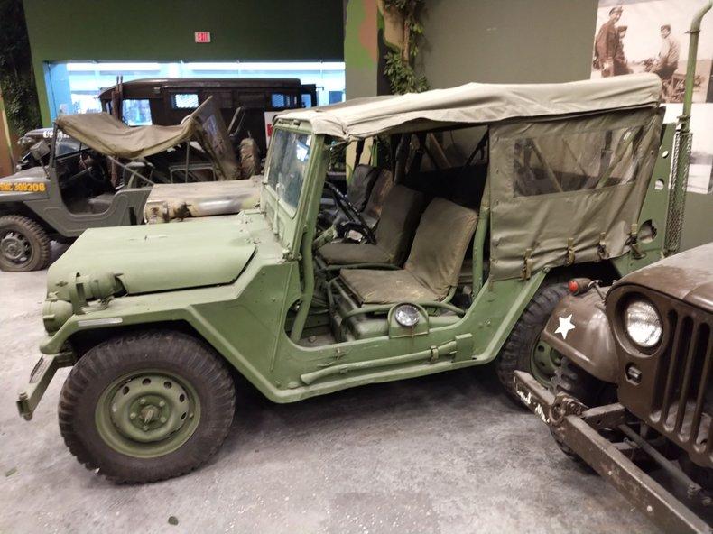 1966 Jeep Truck