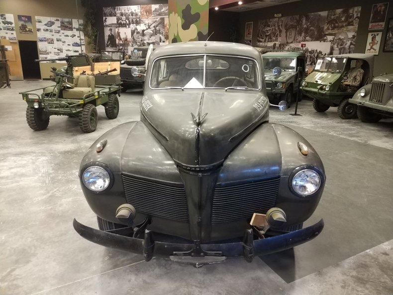 1941 Mercury Eight For Sale