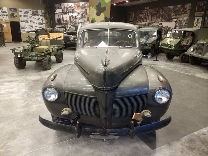 1941 Mercury Eight
