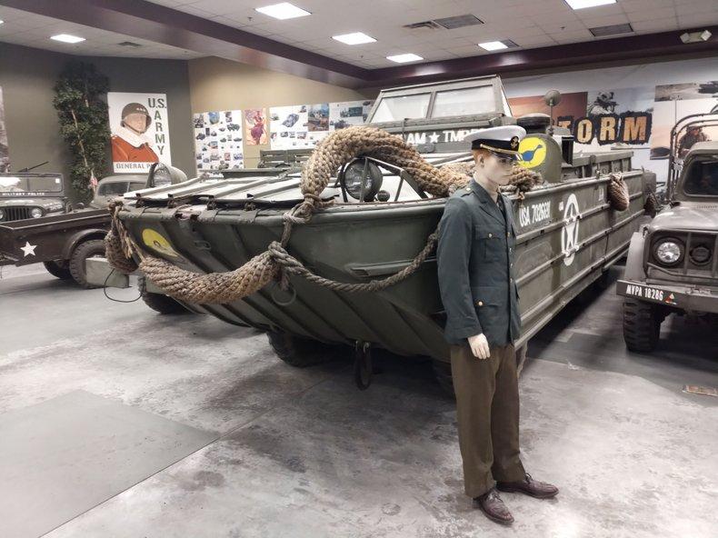 1942 GMC Amphibious DUKW353