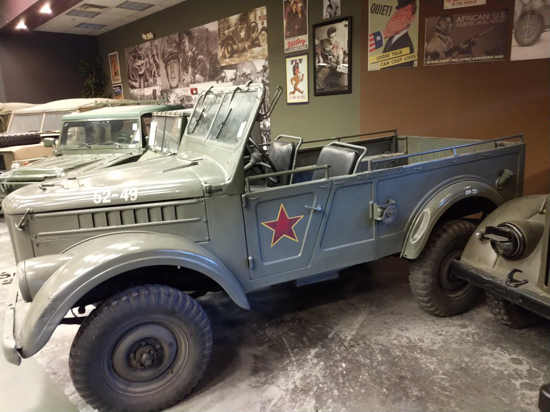 1961 GAZ Military for sale #117907 | MCG