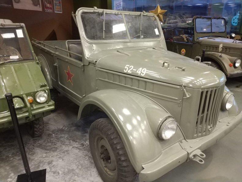 1961 GAZ Military