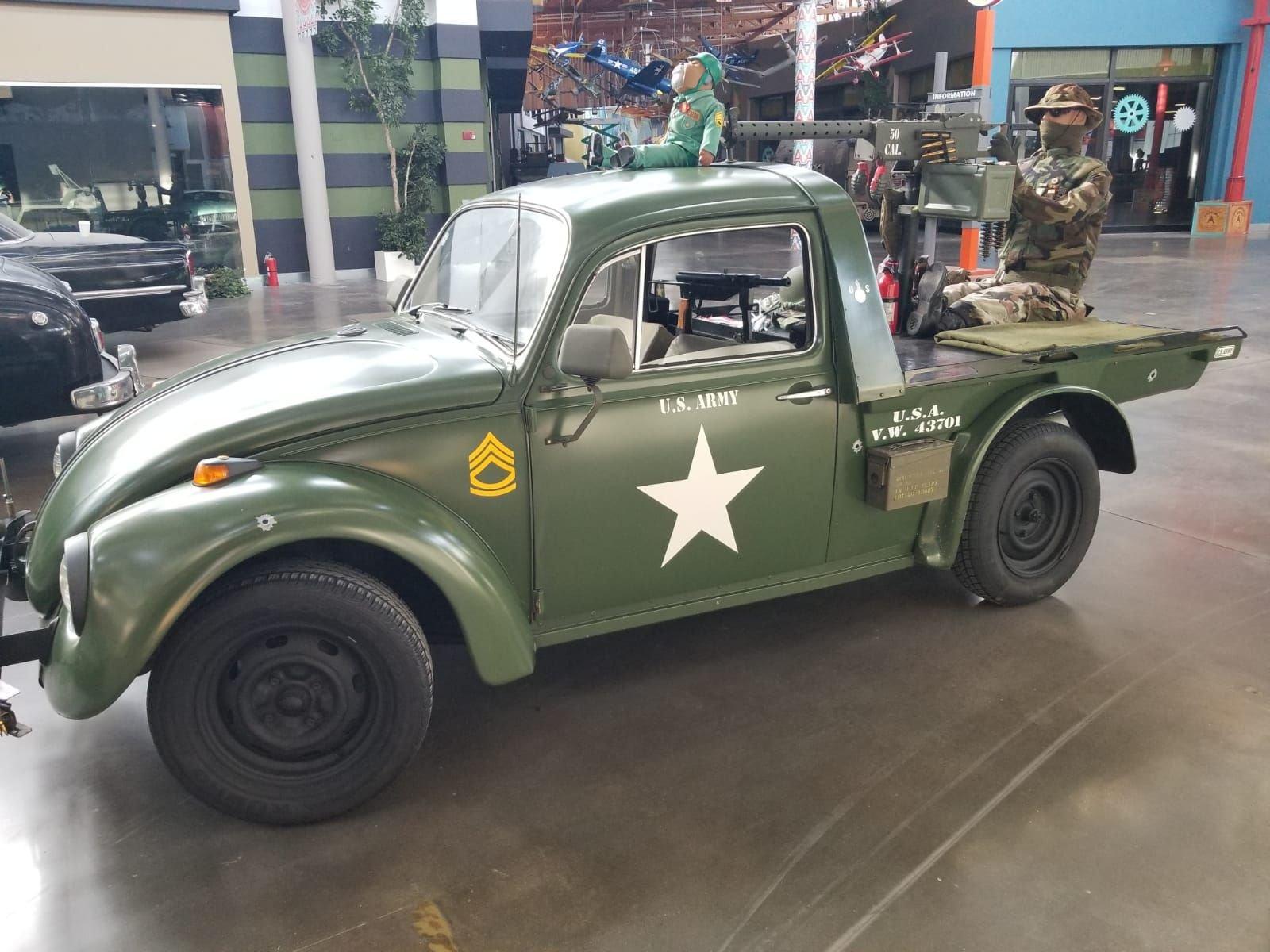 1979 volkswagen military