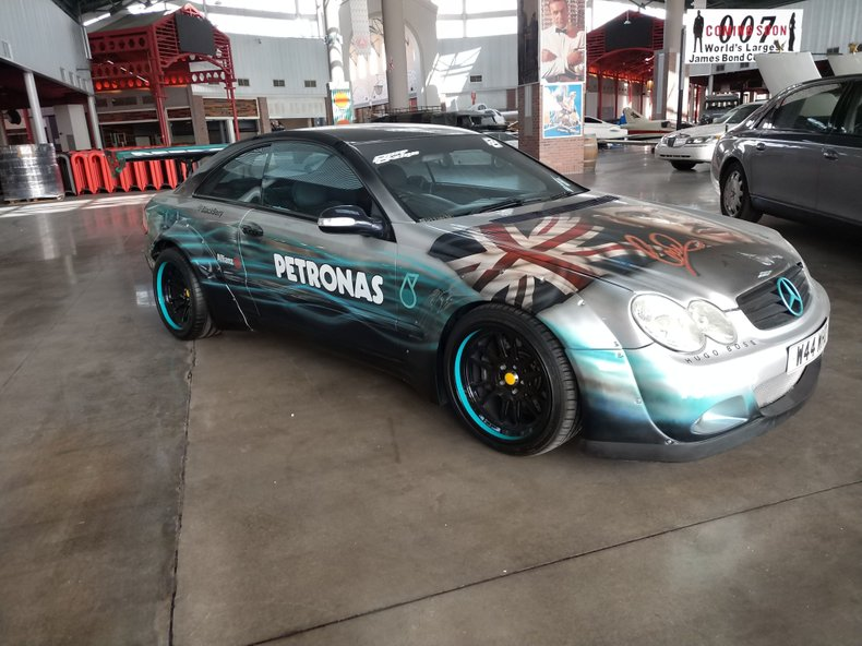 2002 MERCEDES CLK500 For Sale