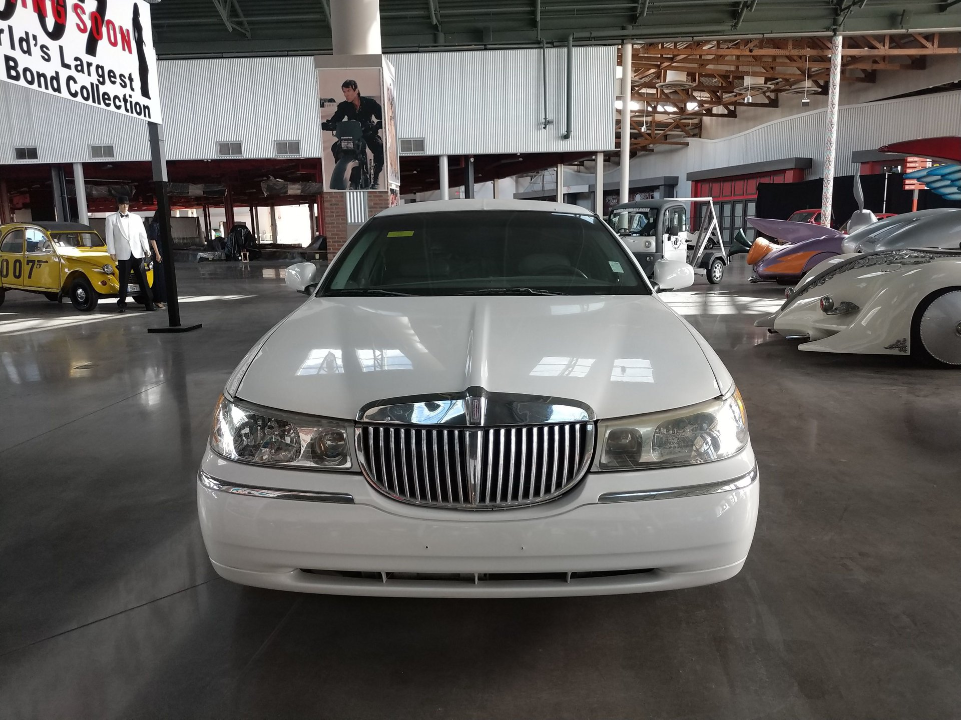 1999 lincoln town car limo