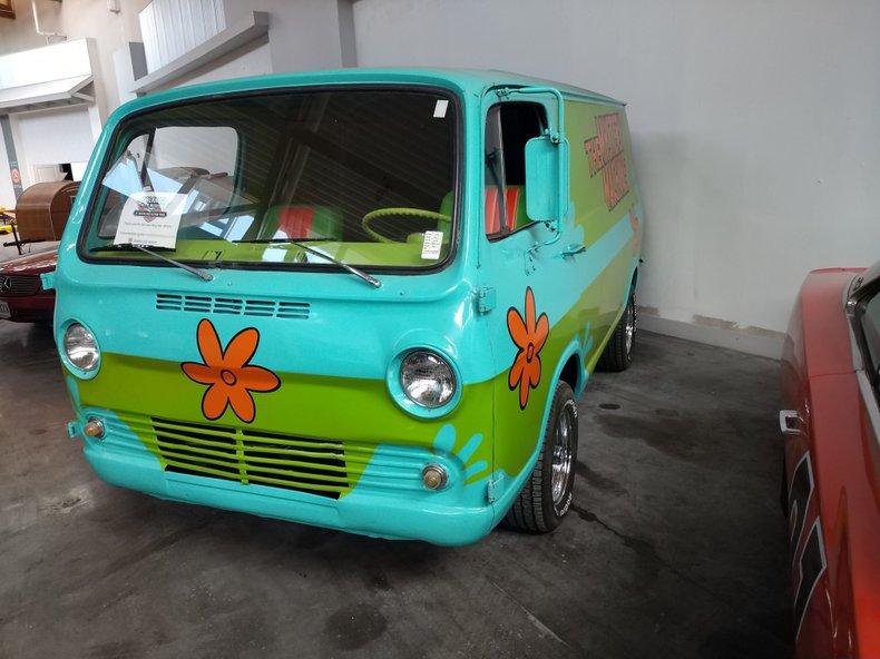 1966 GMC G10 Handi-Van