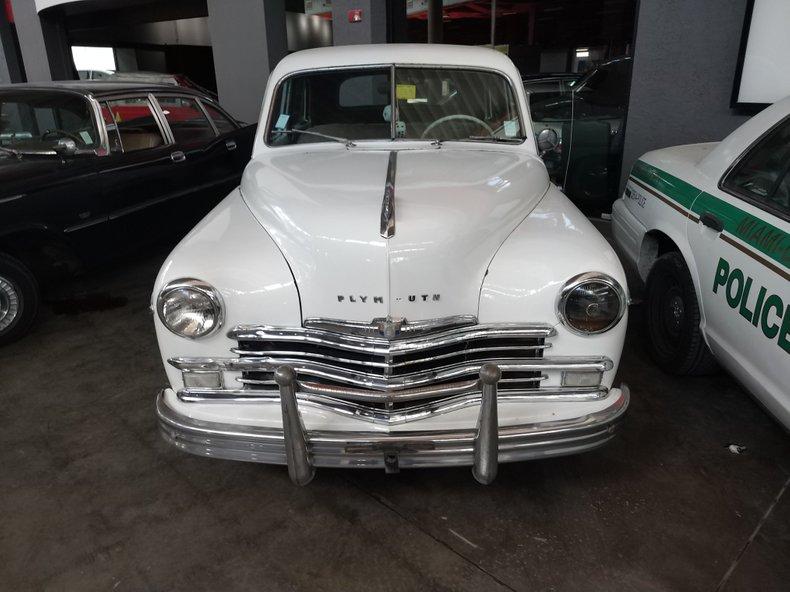 1949 Plymouth 4 Door For Sale