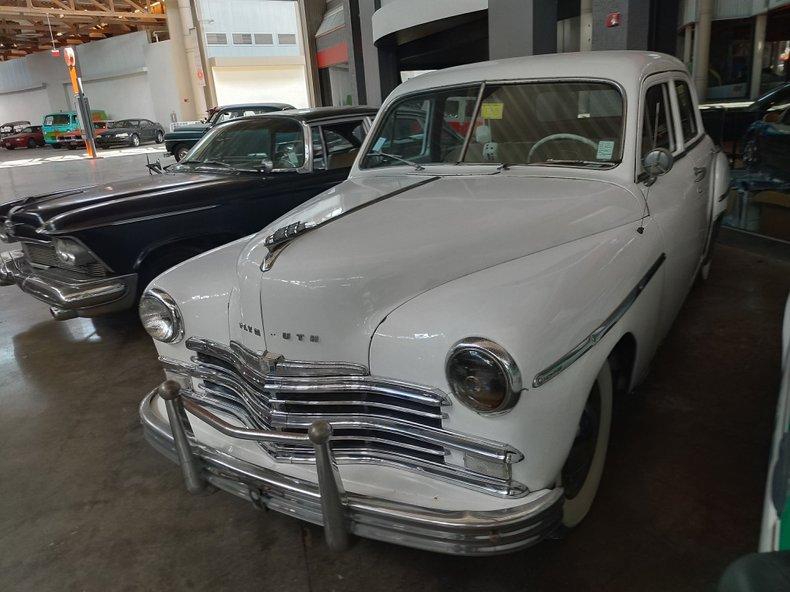 1949 Plymouth 4 Door