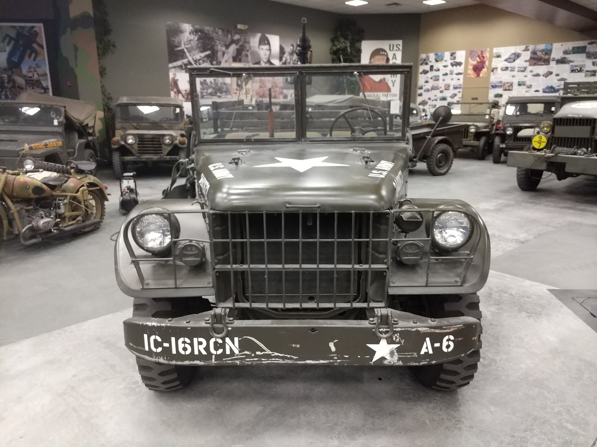 1952 Dodge M37 for sale #112230 | Motorious