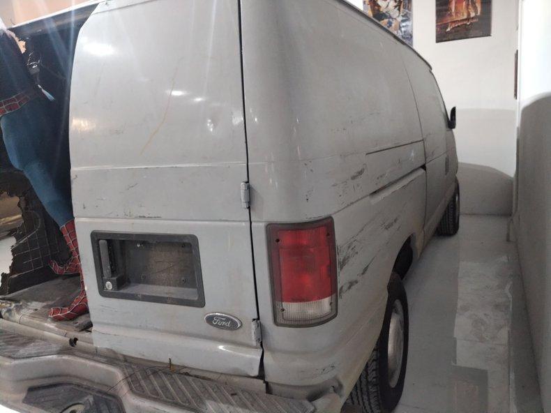 2001 Ford ECONOLINE  VAN