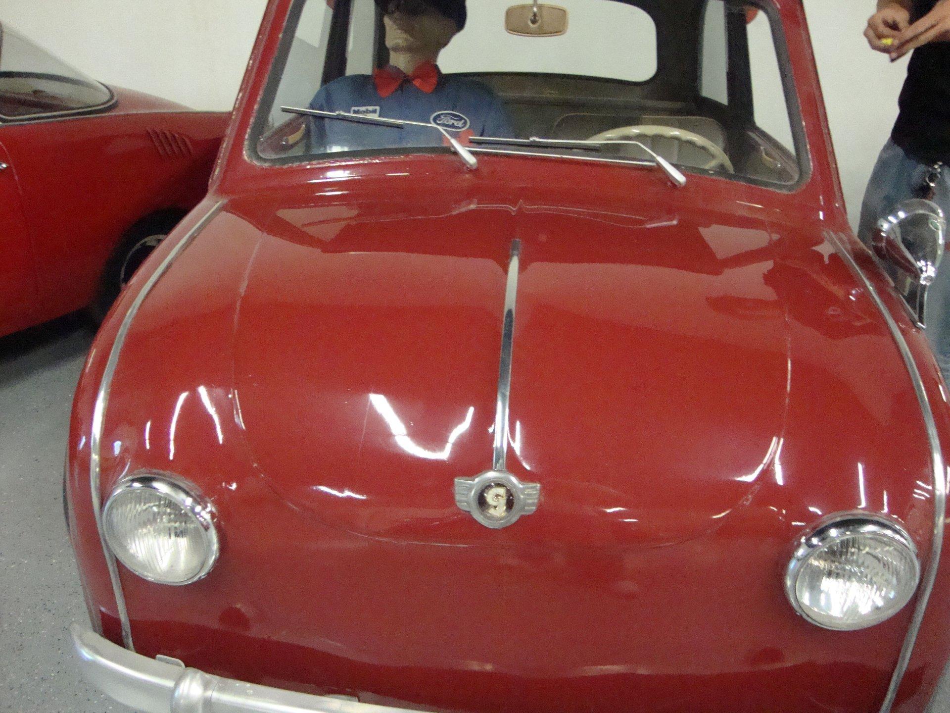1957 goggomobil ts300