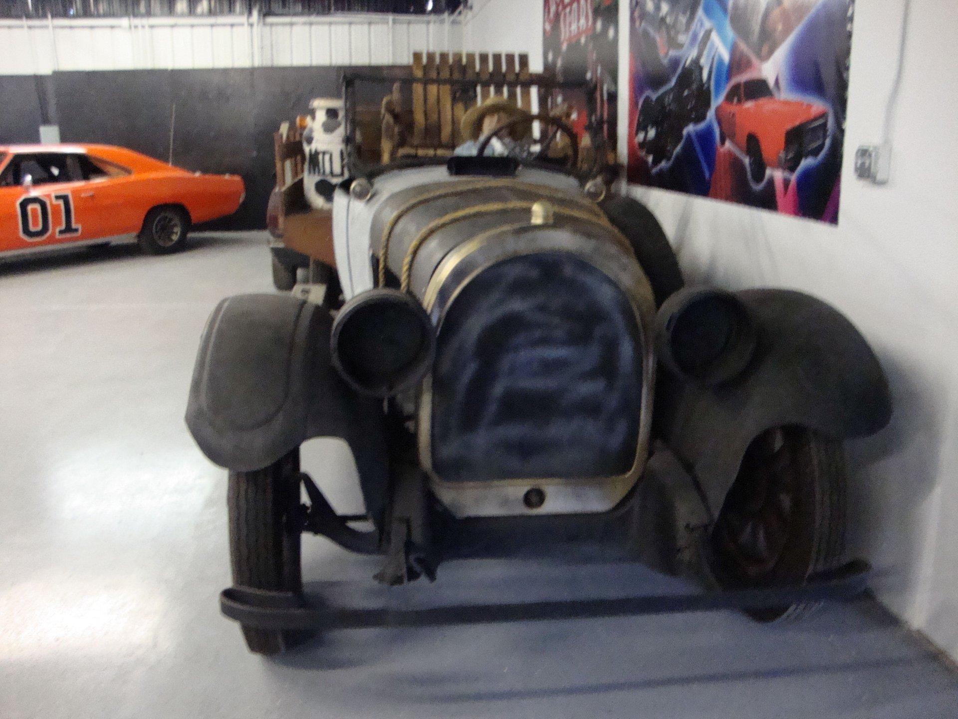 1921 oldsmobile beverly hillbilles jalopy