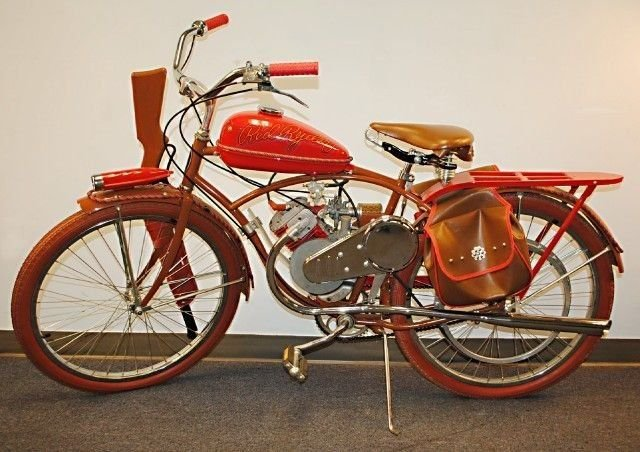 1956 WHIZZER RED RYDER
