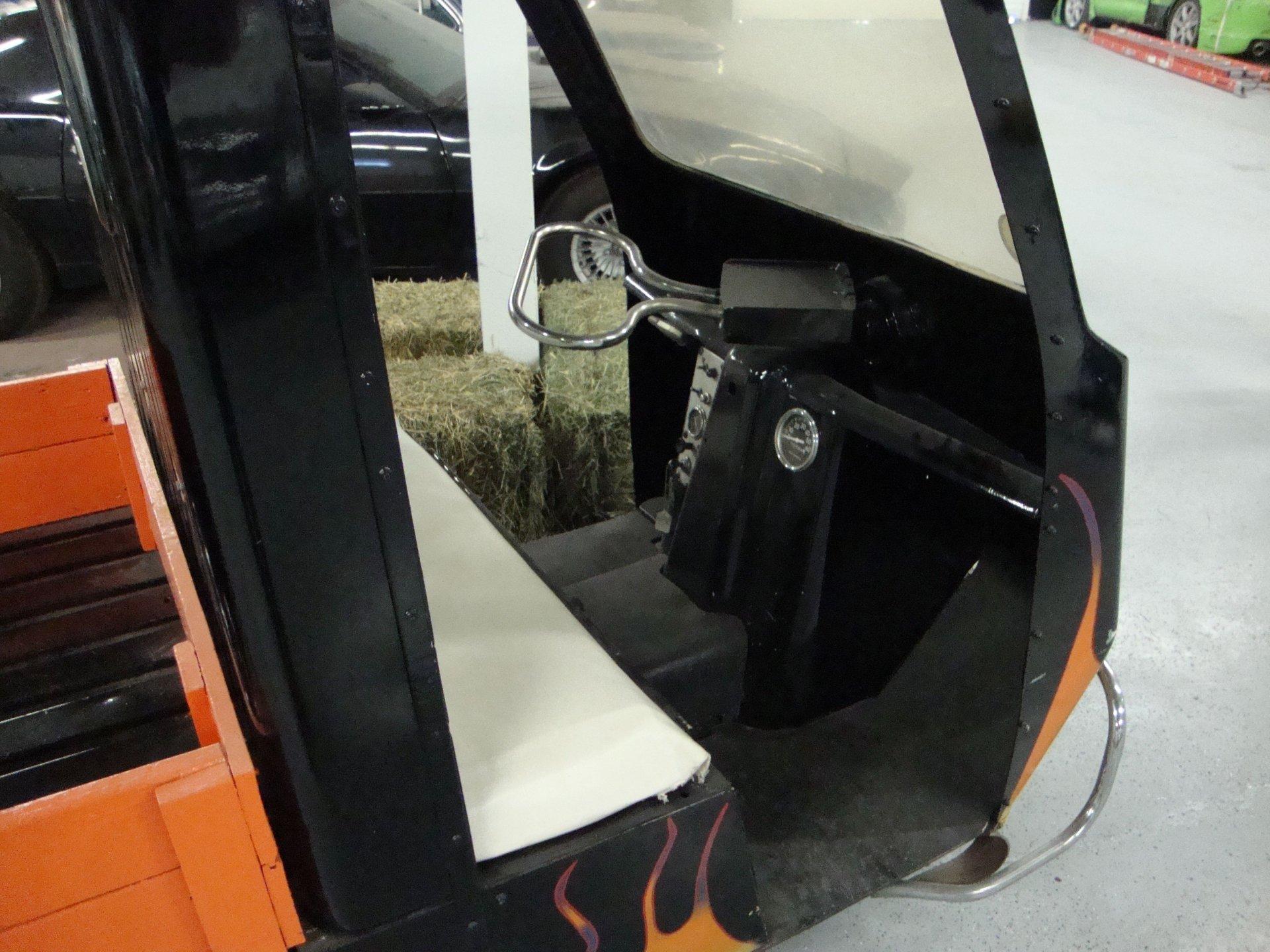 1968 harley davidson fairway truck