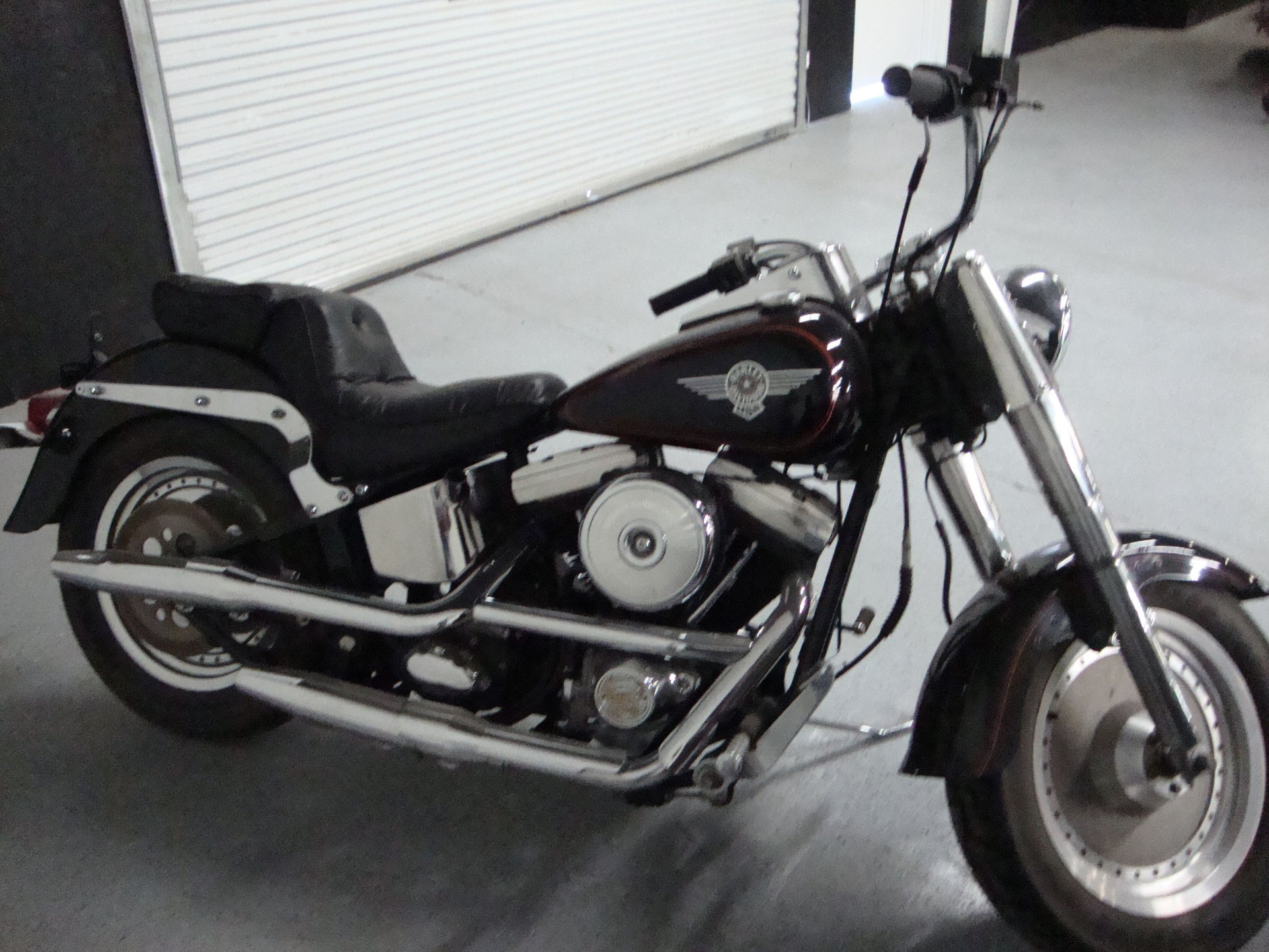 1991 harley davidson fat boy