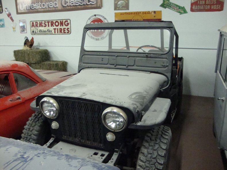 1952 Willys Jeep For Sale